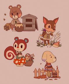 Ac Fan, Animal Crossing Fan Art, Best Games, Cute Drawings, Art Sketches, Pikachu, Arms, Twitter, Animals