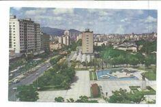 Avenida Andrés Bello. Caracas