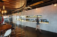 Leo Digital Network Headquarter by LLLab, Shanghai – China » Retail Design Blog