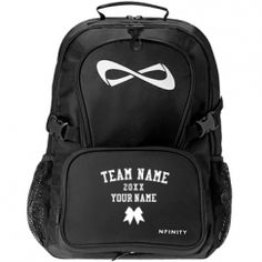 Custom Team Nfinity Backpack