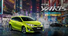 Spesifikasi Harga Mobil New Toyota Yaris Semarang 2018 Resmi Diluncurkan Toyota Hilux, Toyota Corolla, Toyota Supra, Toyota For Sale, Toyota Dealers, City Car, Semarang, Trd, Toyota Land Cruiser
