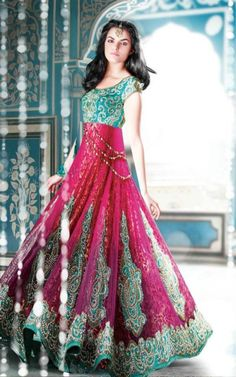 .looove the design and kaam, not so much the colors...