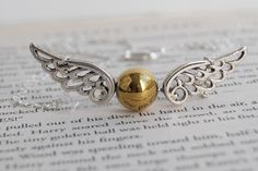 Seeker's Quest Harry Potter Necklace