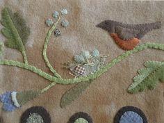 Winding Vine Wanderings: Robin Redbreast