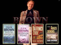 Da Vinci Code, Angels & Demons, Deception Point, Digital Fortress are all books I enjoyed by Dan Brown