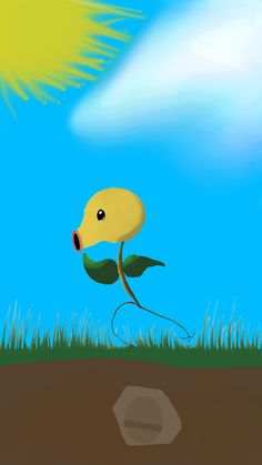 Bellsprout that I drew