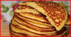 Oladii cu dovleac - un mic dejun gustos pentru toată familia! - Bucatarul Pancakes, Cheesecake, Breakfast, Sweet, Desserts, Morning Coffee, Candy, Tailgate Desserts, Deserts