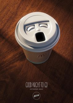 42 Funny Advertising Print Ads That Make You Look Twice - 17 Funny Advertising, Coffee Advertising, Good Advertisements, Funny Ads, Advertising Poster, Marketing And Advertising, Advertising Campaign, Marketing Tools, Marketing Digital