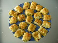 1 post creativo al giorno: #231/365 Saccottini salati