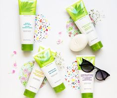 Welcome to HerbaSkinLady's Blog: Aloe Vera Products