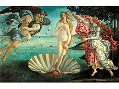 Boticelli - Birth of Venus