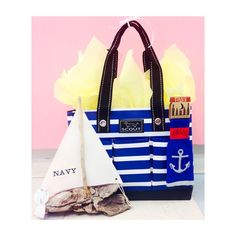 What a cute gift idea! Ready to sail away with this SCOUT Halfpint. Another great social media post by Whimsicality!