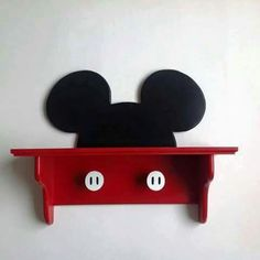 Perchero mickey