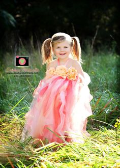 This sweet girl looked like a princess while capturing these gorgeous images! Such an awesome idea for little girls :-)