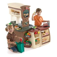 Step 2 Play Kitchens Tuscan Kitchen Canisters 13 Best Images Baby Toys Toy Step2 Fresh Market 797200 And Http