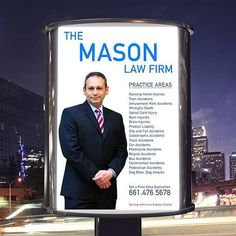 The Mason Law Firm - Website Design, graphics and Social Media Marketing by emprezo.com Law Firm Website, Dog Attack, Spinal Cord Injury, Slip And Fall, Amusement Park, Social Media Marketing, Graphics, Photo And Video, Instagram