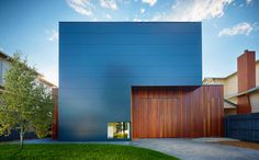 ill-mannered: Modern Custom Built Home in Northcote - Modscape