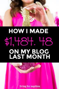 Blogger Income Report: What worked, What didn't & how to make money with a blog