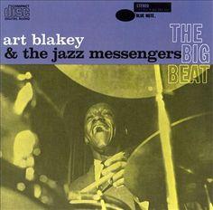 "Art Blakey and the Jazz Messenger's ""The Big Beat"" album #NowPlaying #Jazz"