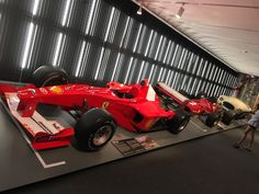 BookAclassic at the Ferrari Museum! #BookAclassic #Ferrari #heaven #cardesign #Maranello #FerrariMuseum #F1