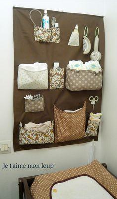 un rangement de salle de bain coudre couture pinterest bricolage agendas et peintures. Black Bedroom Furniture Sets. Home Design Ideas