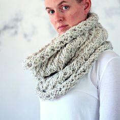 Magnanimity Cowl Knitting Pattern