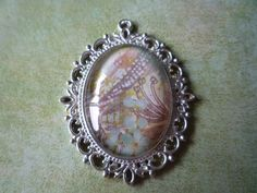 """Color Nature Pendant 2 1/2"""" by 2"""" by ForeverCreateDesigns on Etsy"""