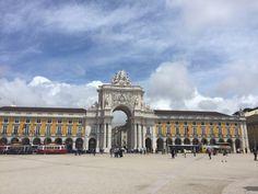 Praça da Figueira (Baixa area, Lisbon)