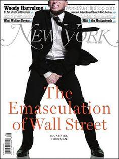 Way to go New York Magazine.