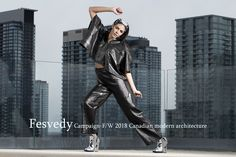 Canadian Luxury Apparel and Accessories Leather Pants, Campaign, Luxury, Accessories, Fashion, Leather Jogger Pants, Moda, La Mode, Leather Joggers