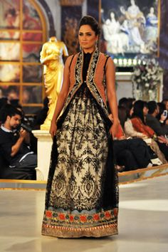 Ammar Shahid Collection at Pantene Bridal Couture Week 2013 Day 1