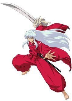 Inuyasha is the main male protagonist and title character of the anime/manga series Inuyasha. Inuyasha Fan Art, Kagome And Inuyasha, Miroku, Kagome Higurashi, Rin Ne, Heroes Wiki, Fire Emblem Awakening, Animation, Me Me Me Anime