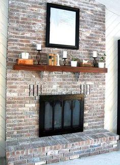40 best decorate u003e bricks interior images future house home rh pinterest com