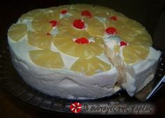 Greek Sweets, Greek Desserts, Greek Recipes, Light Recipes, International Recipes, Sweet Life, Mousse, Food Processor Recipes, Dessert Recipes
