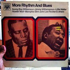 More #Rhythm and #Blues. #ChessRecords #vinyl