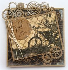 Made by Jolanda: Geluk zit in kleine dingen