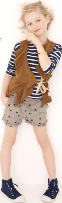 Jcrew, love the shorts!