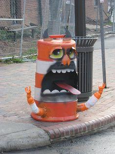 When Urban Street Art Attacks! (10 pics) - My Modern Metropolis