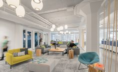 office furniture – My WordPress Website Corporate Interiors, Office Interiors, Interior Office, Flexible Furniture, Open Space Office, Modular Lounges, Interior Architecture, Interior Design, Student House