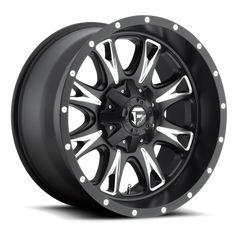 Throttle - D513 - Fuel Off-Road Wheels