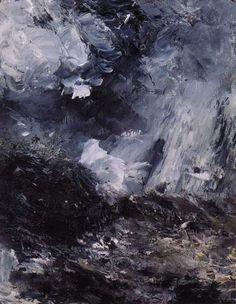 August Strindberg, Storm.