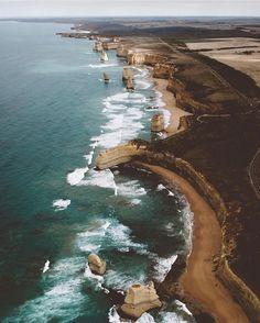 Twelve Apostles, Australia | Pinpanion
