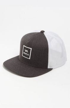 RVCA  VA All the Way  Trucker Hat available at  Nordstrom All The Way ec18becbe2
