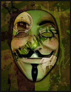 PARTAGE OF ANONYMOUS ART OF RÉVOLUTION..........ON FACEBOOK........