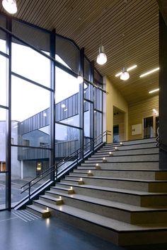 Galería de Escuela Sørli / Filter Arkitekter - 17