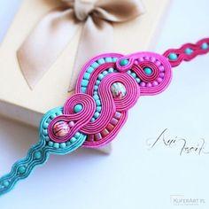 Bransoletka sutasz - Bransoletki - Biżuteria artystyczna