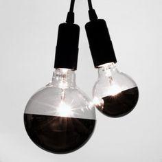 Globe light bulb G125 | G80 - Top mirror - Cablelovers