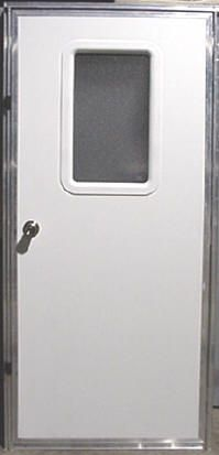 1000 images about travel trailer on pinterest travel - Mobile home exterior door replacement ...