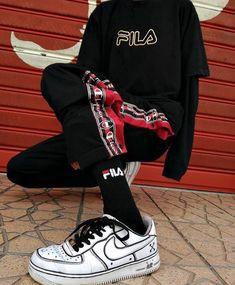 7 Portentous Cool Ideas: Urban Fashion Jeans-Stil Urban Fashion Accessoires cal - asia boy look - Fashion Fashion Mode, Grunge Fashion, Look Fashion, Urban Fashion, New Fashion, Trendy Fashion, Fashion Trends, Trendy Style, Fashion Ideas