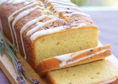 Lemon & Lavender Drizzle Cake